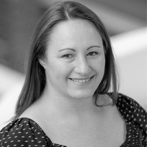 Portrait of Nikki Matthews